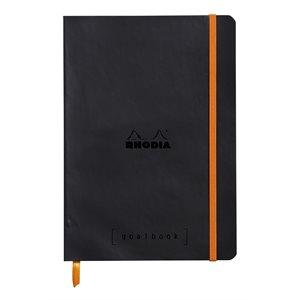 RHODIARAMA GOALBOOK A5 DOT 120S