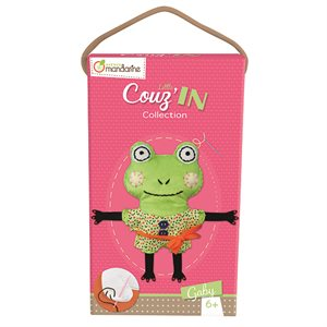 Boîte couture Little CouzIN Gaby la grenouille