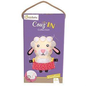 Boîte couture Little CouzIN Léontine le mouton