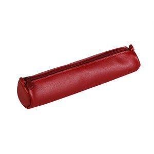 AGE-BAG MINI ROUND PENCIL CASE RED