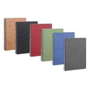 Age Bag Wirebound Notebook