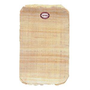 Pochette de papier papyrus